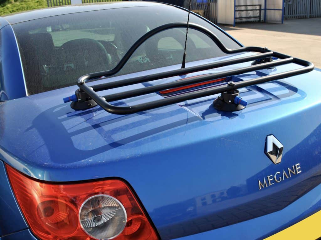 renault megane boot rack
