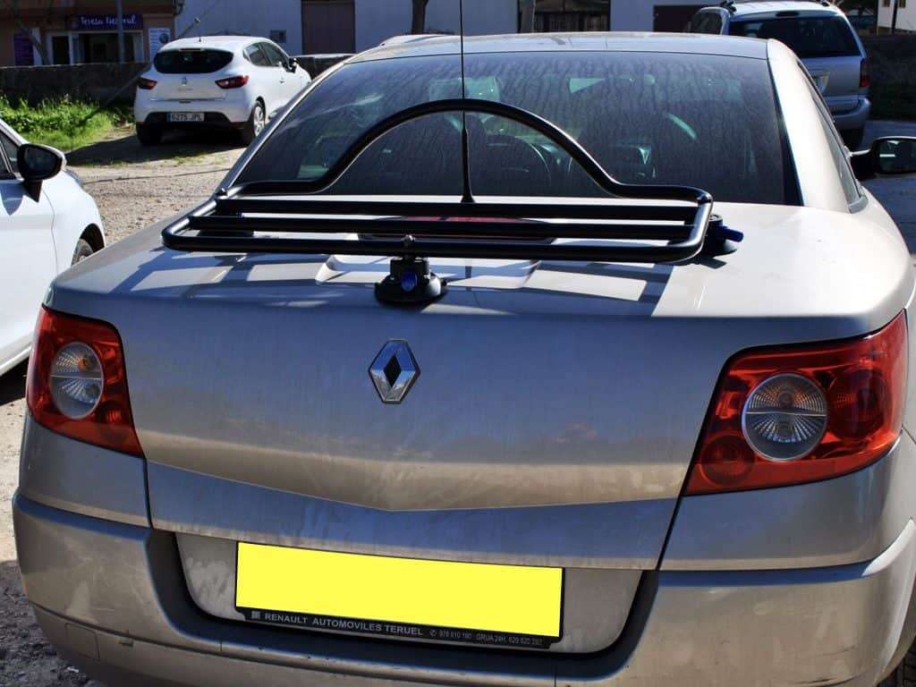 renault megane luggge rack boot carrier