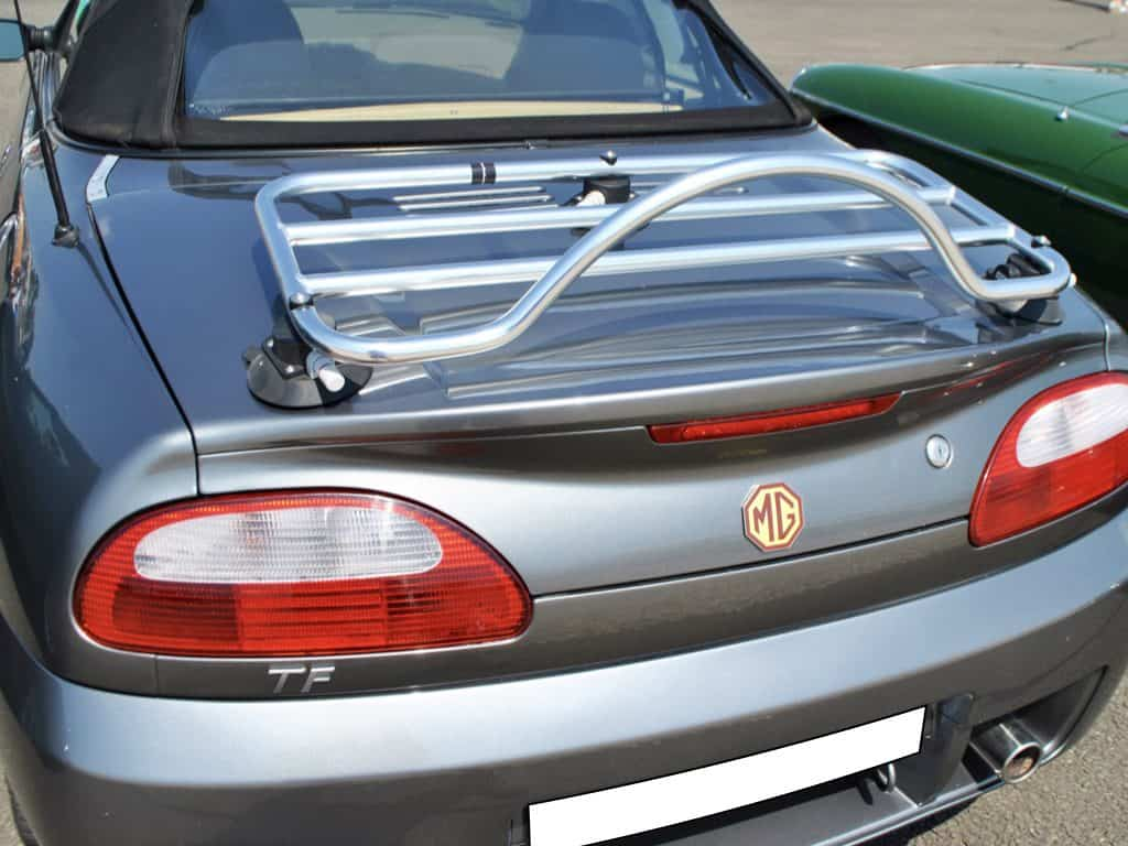 mgtf luggage rack stainless steel