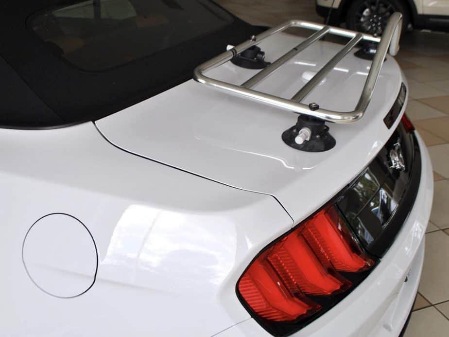 Ford Mustang Gepäckträger Edelstahl