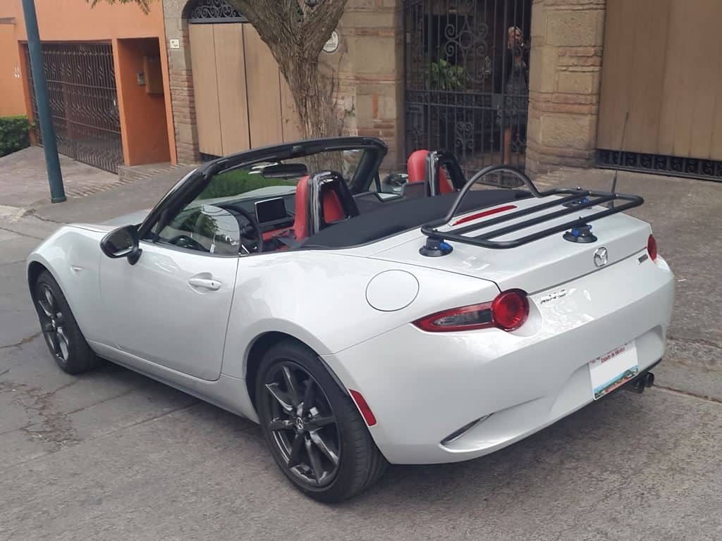 mazda mx5 nd roadster porte bagages