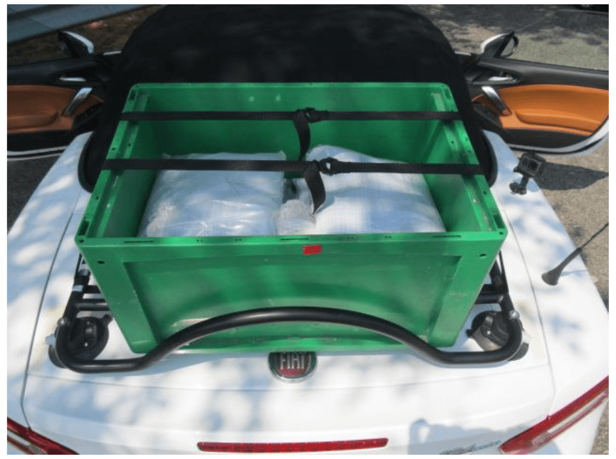 revo-rack luggage rack review