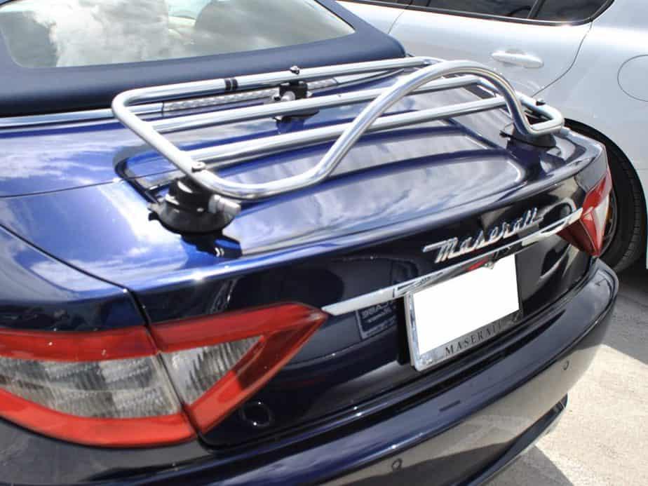 Maserati Cabriolet Gepäckträger