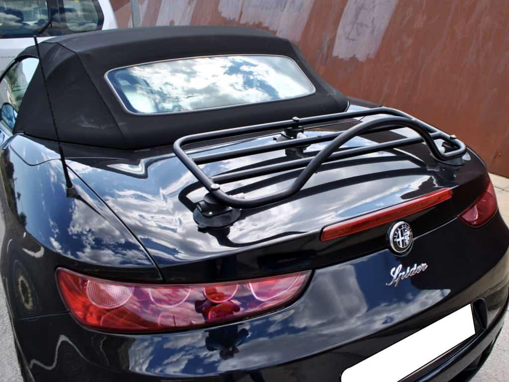 939 Alfa Spider Luggage Rack Convertible Luggage Racks Boot Racks Porte Bagages Portapacchi Portabagagli Gepacktragers Cabrio Convertible Mx5