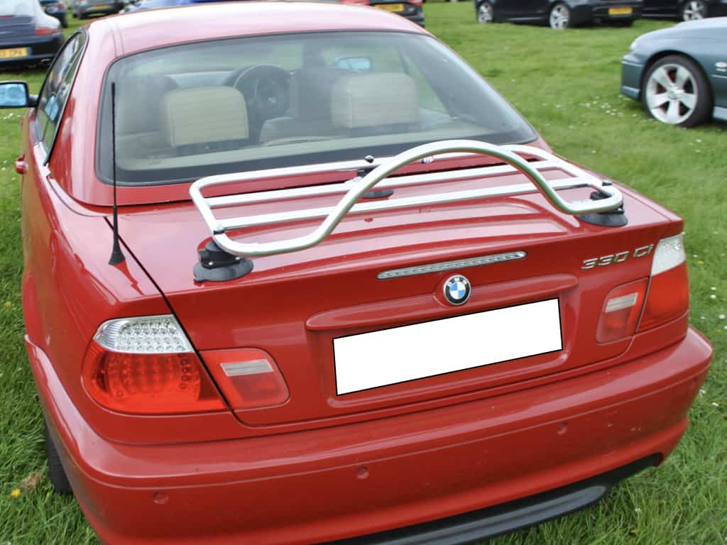E46 Bmw 3 Series Convertible Luggage Rack Convertible Luggage Racks Boot Racks Porte Bagages Portapacchi Portabagagli Gepacktragers Cabrio Convertible Mx5