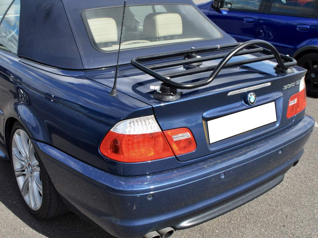 Bmw E46 Cabriolet Luggage Rack Convertible Luggage Racks Boot Racks Porte Bagages Portapacchi Portabagagli Gepacktragers Cabrio Convertible Mx5